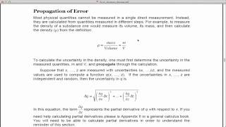 physics sources of errors List of experimental errors and frauds in physics jump to navigation jump to search experimental science demands repeatability of results but many experiments are .