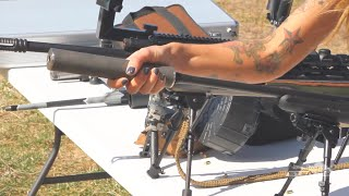 SEG Suppressors Hancock Silencer on Savage .308 Axis Suppressed 308 2 of 15