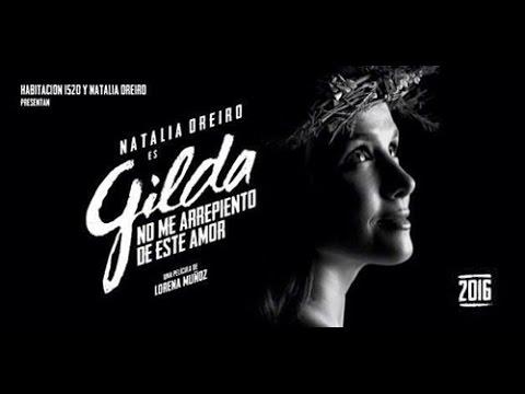 Natalia Oreiro. Avance Pelicula Gilda No me arrepiento de este amor