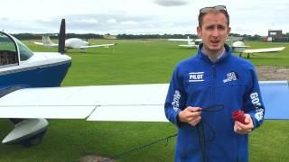 Aircraft Tie Downs GO SKY DIVE 1