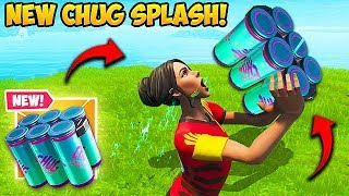 THE CHUG SPLASH IS AMAZING! - Fortnite Funny Fails and WTF Moments! #592