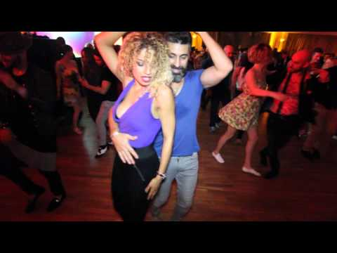 3am Sunday Night @ Warsaw Salsa Fest Mambo flr vid#8