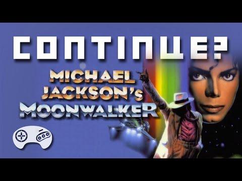 Michael Jackson's Moonwalker (GEN) - Continue?