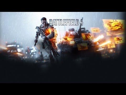 Финт с ножом и Артем Танкист [ Battlefield 4 ]