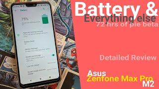 Pie 9.0 BETA Insane Battery Performance & Everything Else ft. Zenfone Max Pro M2