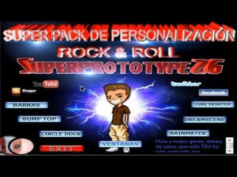 SUPER PACK DE PERSONALIZACIÓN DEL ESCRITORIO