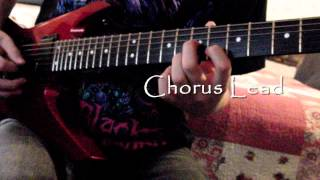 How to Play Shadow Moses by Bring Me The Horizon - Guitar Lesson with tabs