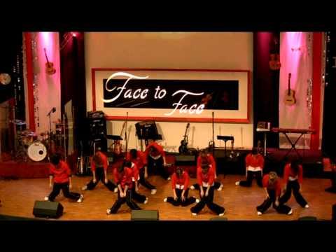 Christian Dance Force (glaubensgeneration) - That's My King  Face2face video