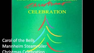 Carol Of The Bells Mannheim Steamroller