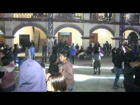 San Juan Metaltepec Mixe Oaxaca. Baile con grupo ARKANGEL Fiesta Inmaculada Concepción 2014