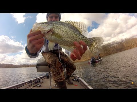 Great NJ Spring Crappie Action