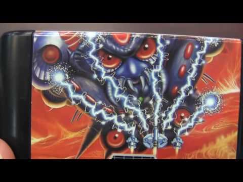 TRUXTON - Sega Genesis CGR Collection #37
