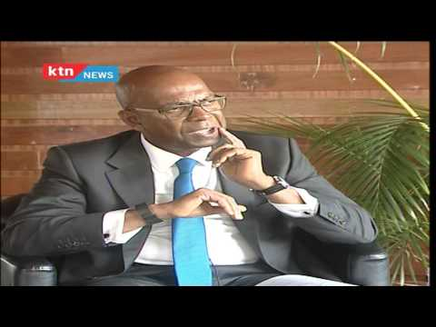Captain of Industry 11th May 2016 Safaricom CEO Bob Collymore