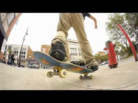 ULC Skateboards Alexandre Hallé B-Roll