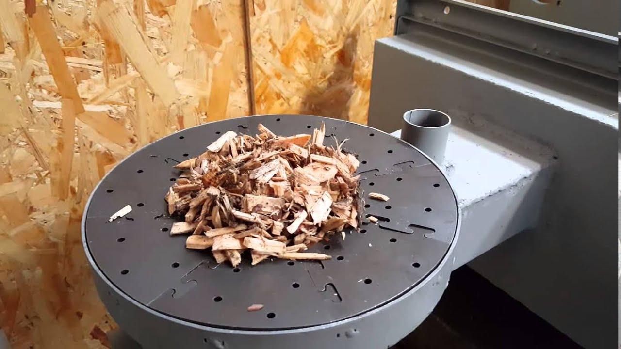 Самодельная горелка под пеллеты, опилки 36