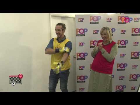 JUGUEMOS CLARO juegan Sara Perrone y Maxi Olivera. Se animan a todo!!!