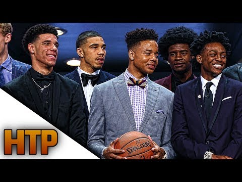 NBA Draft Recap - |Hoop Talk Podcast #25|