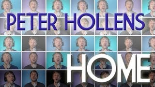 Home - Phillip Phillips Cover - Peter Hollens