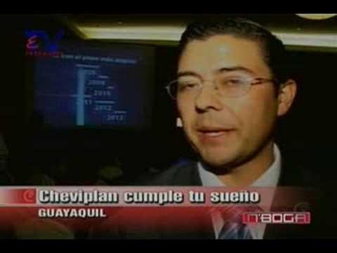 Cheviplan cumple tu sueño