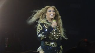 Beyoncé - Love on Top (Live in Brussels, Belgium - Formation World Tour) Front Row HD