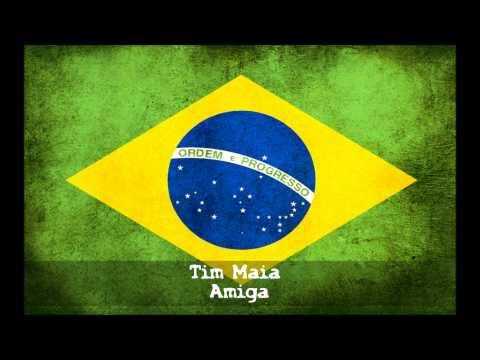 曲のイメージをカバー Amiga によって Tim Maia