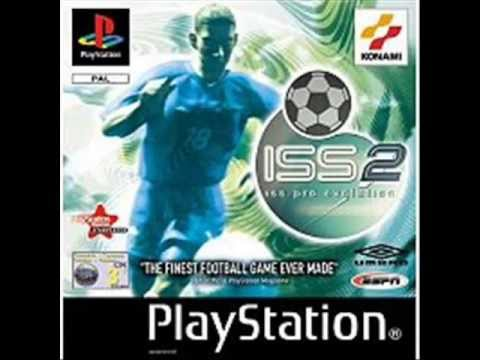 ISS Pro Evolution 2 Main Menu Theme Song