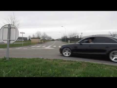 Audi A4 B8 3.2 Fsi Sound Supersprint video
