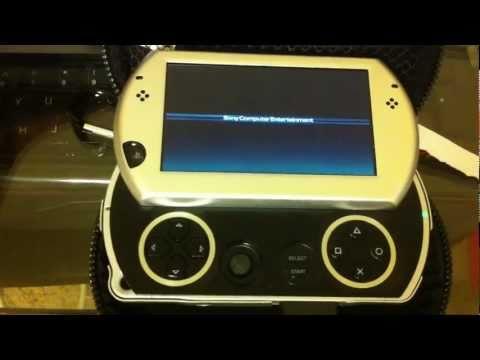 PSP Go Custom Firmware 6.35 Pro B5