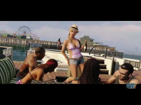 Grand Theft Auto V - Meet Michael