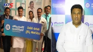 Homeocare International Conducts Free Medical Camp in Nalgonda