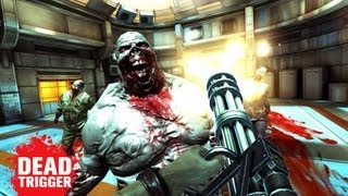 DEAD TRIGGER For Android Game Review + Gameplay