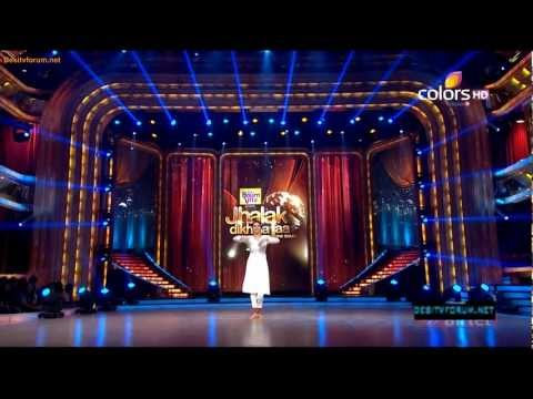 ♡ Madhuri Dixit ♡ jhalak Dikhla Jaa 5 - Step Of The Week: Dil To Pagal Hai (kathak) ♡ video
