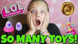 24 HOURS OPENING SURPRISE TOYS! 24 Hour Challenge For Kids