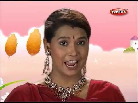 Gujarati Rhymes For Kids   12 Khiskoli   Gujarati Rhymes Squirrel video