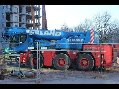 Liebherr LTC 1045-3.1 Seeland Hamburg Mobilkran crane Autogru