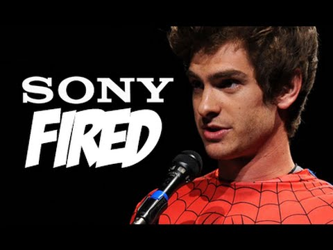 Sony Reportedly Fired Andrew Garfield From 'Spider-Man' Franchise