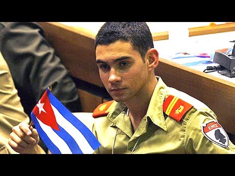 Elian Gonzalez Grown Up, Leaves Cuba, Speaks About 'Uncle Fidel'