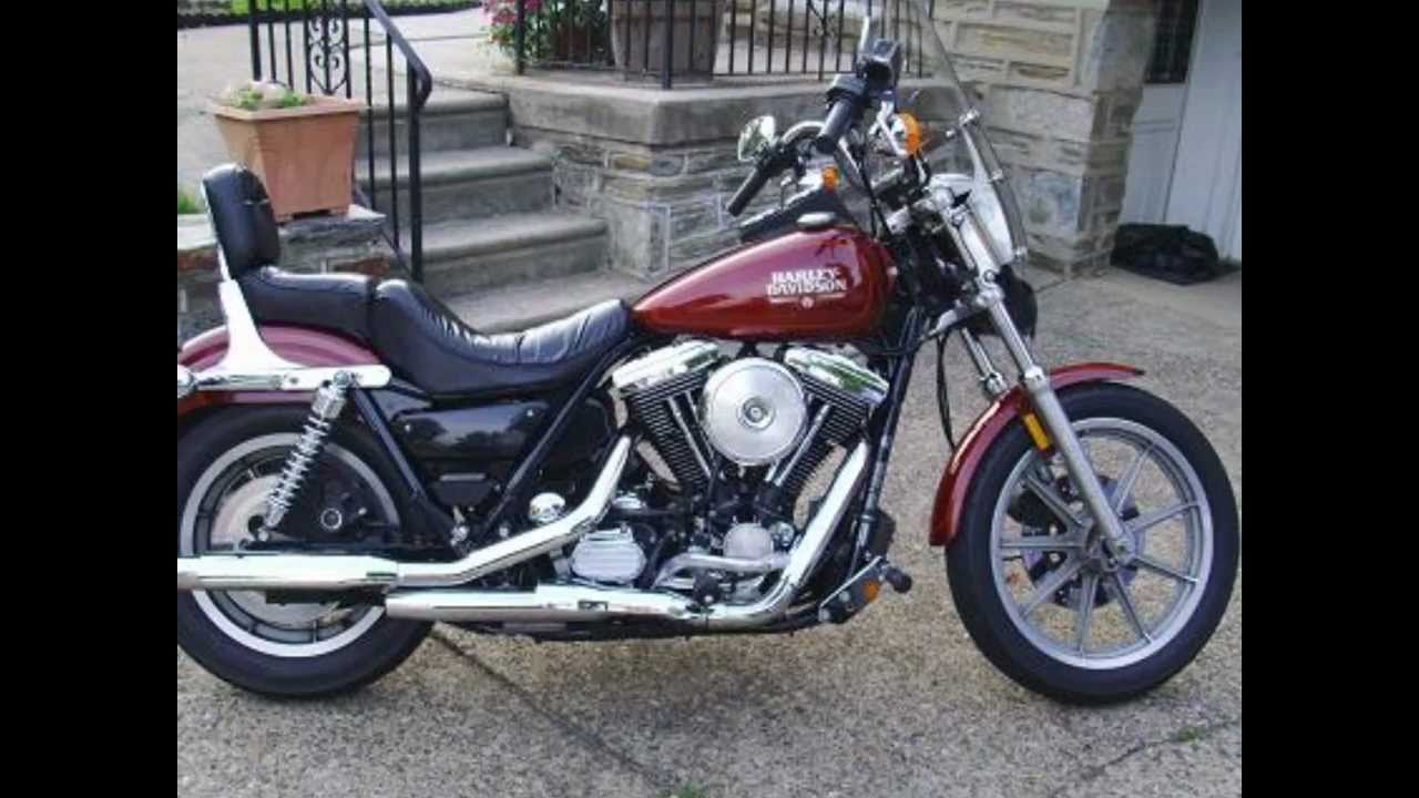 Harley Davidson FXR - Pictures, posters, news and videos on your ...