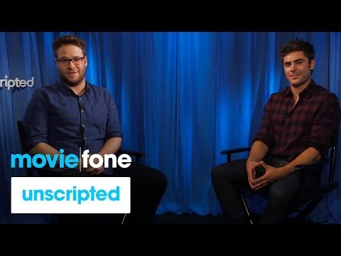 'Neighbors' Unscripted Interview | Moviefone
