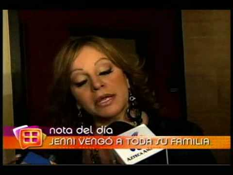 Jenni Rivera golpea al culpable del video escándalo