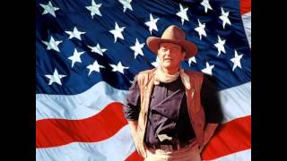 Watch John Wayne The Pledge Of Allegiance video