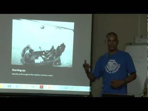 Pan-African small-scale fisheries - 4 Mobilizing