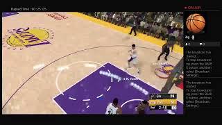 Lakers vs Spurs