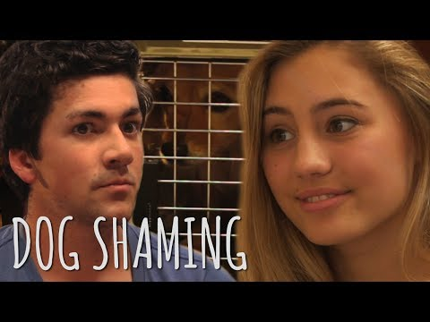 Lia Marie Johnson – Pet Therapist: Dog Shaming with JouleThief