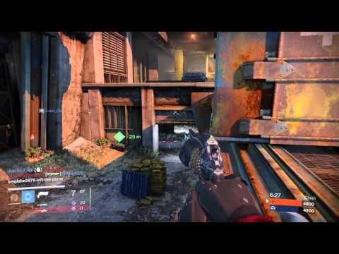 Destiny Inferno Clash Insane 6 Man Kill Feed Super Charged