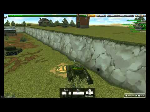 Tanki online Game Review (With iballisticsquid)