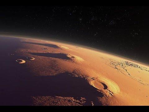 Космос. На Марсе обнаружен необъяснимый объект. 18