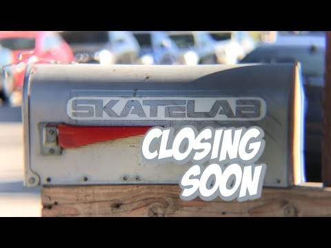 LEGENDARY SKATELAB CLOSING LAST SESSION TILL ??? - NKA VIDS -
