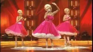 Download Lagu Carrie Underwood, Kristin Chenoweth, & Christina Applegate Medley Gratis STAFABAND
