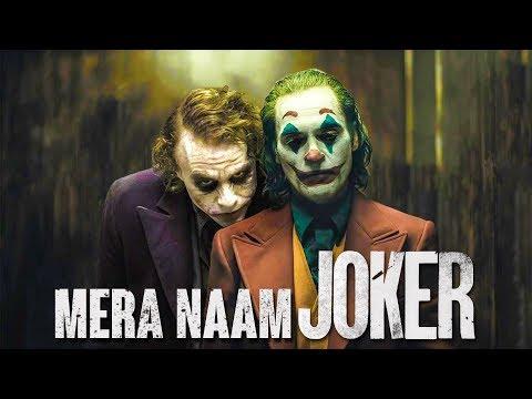 Mera Naam Joker - Official Music Video | Tribute To Joker | Romeo And Jazzie | DesiNerd